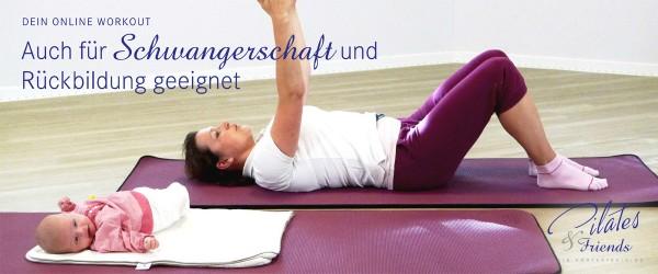 Pilates Anleitung
