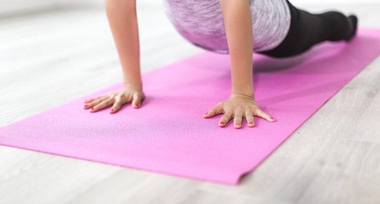 Finde Deine perfekte Yogamatte