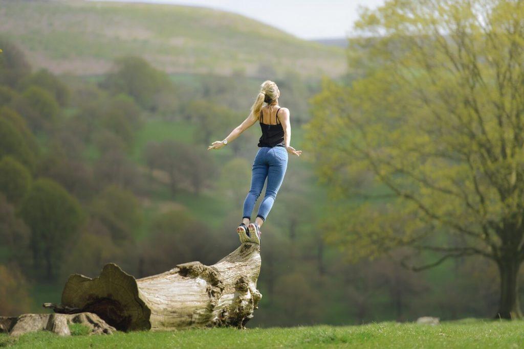 EDie pilates Übungen für Anfänger erfordern eine hohe Konzentration