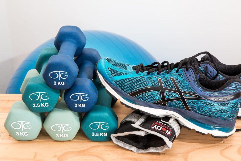 Pilates Schuhe machen jedes Training angenehmer.
