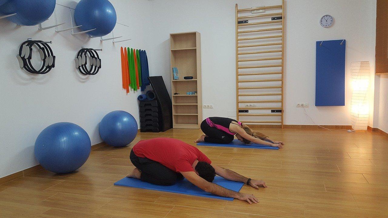 Pilates & Friends, gemeinsam macht es mehr Spaß